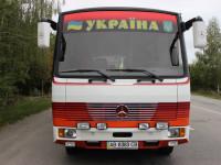 Пассажирские  перевозки  по  Европе  и  Украине 33места