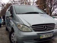 Аренда микроавтобуса Mercedes 8-18 мест