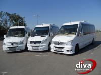 Аренда микроавтобусов в Одессе (18-23 мест)