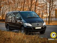 Аренда Mercedes Viano, пассажирские перевозки