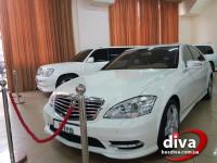 Аренда авто VIP класса в Одессе (с водителем)