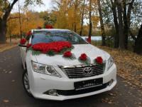 Заказ, аренда машин на свадьбу