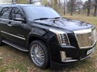 Cadillac Escalade джип — год 2017!