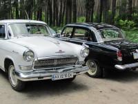 Аренда эксклюзивных ретро авто с водителями в Харькове!