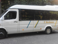 Аренда микроавтобуcа Mersedes Sprinter с водителем на 20 мест
