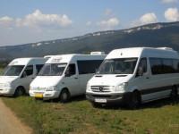 Микроавтобусы 18,20 мест