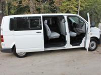 Volkswagen Transporter микроавтобус 7 мест