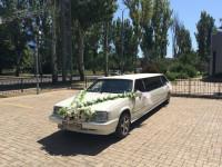Лимузины на свадьбу, венчание и любой праздник