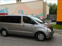 Пасажирські перевезення, пассажирские перевозки Hyundai H1