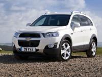 Пасажирские перевозки по Украине и Европе в комфортабельном автомобилях Chevrolet Captiva
