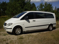 Mercedes Vito - Extra Long