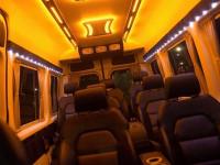 Микроавтобус V.I.P повышенного комфорта Mercedes