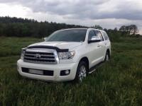 Аренда Toyota Sequoia Platinum