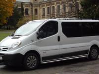 Аренда микроавтобуса с водителем 8 пас.мест.