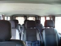 Пассажирские перевозки. Аренда микроавтобуса