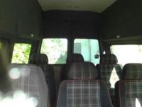 Пасажирські і вантажні трансферу мікроавтобусами по Україні і за кордон.