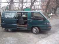 Пассажирские перевозки микроавтобусом.