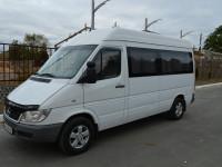 Пассажирские перевозки по Украине и в Европу