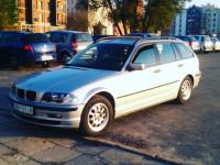 Водитель с личным комфортабельным автомобилем BMW универсал