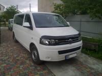 Пасажирські перевезення, Оренда мікроавтобуса, Львів Україна Європа VIP VW T6 Caravelle