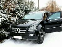 Mersedess Benz GL 550