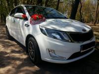 Аренда автомобиля с водителем на свадьбу.