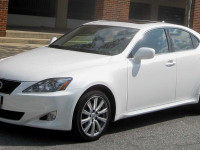 Lexus IS 250 AWD