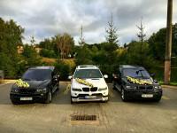 BMW X5 White matt