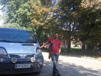 Пассажирские перевозки / микроавтобус Nissan Primastar