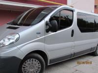 Пасажирські перевезення Опель Віваро 8 місць