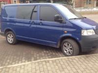Volkswagen T5+ Пасажирські перевезення по Україні і за кордон.
