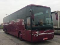 Пасажирські перевезення автобусом Україна - Європа