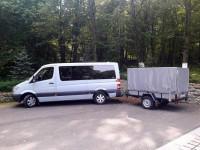 Пасажирські перевезення, трансфер (Буковель) по області і Україні.