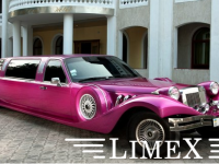 Лимузин Excalibur Phantom Pink