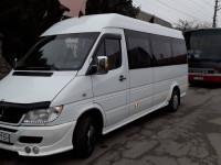 Микроавтобус Merсedes Sprinter на 18 мест. Аренда автобуса Киев