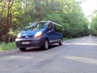 Пассажирские перевозки микроавтобусом 7 мест