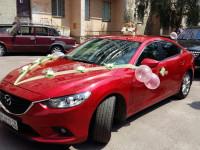 Авто с водителем на свадьбы и поездки за город.