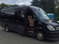 Пассажирские перевозки по Украине и Увропе