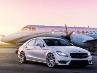 Аренда Mercedes CLS с водителем Киев