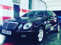Mercedes E211 VIP TAXI