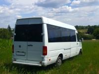 Пассажирские перевозки,аренда микроавтобуса,18 мест
