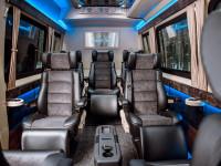 Аренда микроавтобуса премиум класса Mercedes-Benz Sprinter CUBY VIP Line Полтава