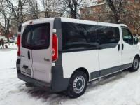 Заказ микроавтобуса Житомир. Рено Трафік