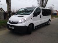 Opel Vivaro все виды пассажирских перевозок Запорожье