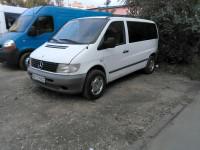 Пасажирські перевезення Тернопіль.  Mercedes Vito 8 місць