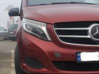 Mercedes Vito Пасажирські перевезення Львів