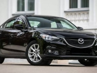 Аренда авто Mazda 6 2014 с водителем Кировоград