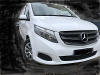Пасажирські перевезення Львів Mersedes-Benz Vito