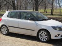 Оренда авто Skoda Fabia 2012 з водієм Трускавець