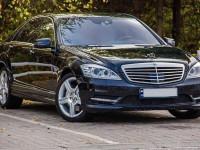 Оренда VIP авто Mercedes-Benz S500 AMG з водієм Львів